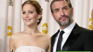 Glamour, Amour, humour... Les plus belles photos des Oscars 2013