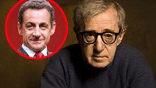 Woody Allen rêve d'un film avec Nicolas Sarkozy