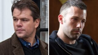 Ben Affleck-Matt Damon : le duo enfin réuni !