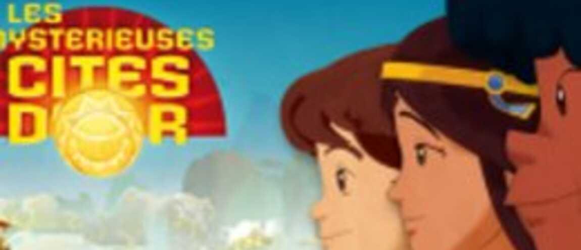 Le Dessin Anime Culte Les Mysterieuses Cites D Or Enfin Adapte En