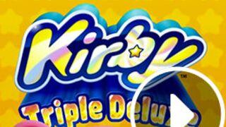 Plus fort que tous les Pokémon réunis, Kirby revient sur 3DS dans Kirby : Triple Deluxe (VIDEOS)
