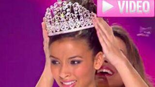 Flora Coquerel, Miss Orléanais, est Miss France 2014 (VIDEOS)