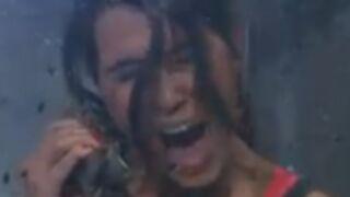 Karine Ferri totalement paniquée dans Fort Boyard (VIDEO)