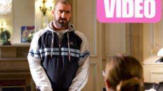 Le face à face Éric Cantona-Isabelle Adjani dans De force (VIDEO)