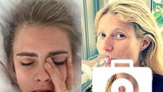 Les seflies de stars sans maquillage (25 PHOTOS)