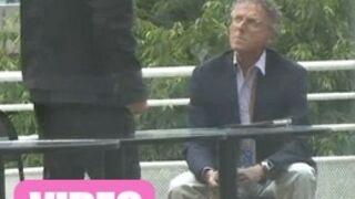 Nelson Monfort piégé par Gonzague (VIDEO)