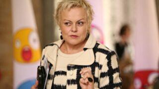 Muriel Robin tourne pour TF1