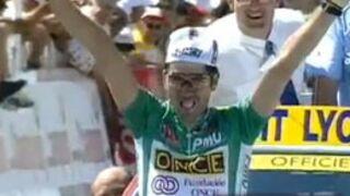 Tour de France. Souvenez-vous... Laurent Jalabert (VIDEO)