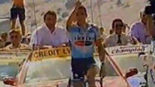 Tour de France. Souvenez-vous... Richard Virenque, coeur de lion (VIDEO)
