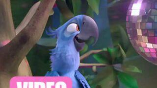 La nouvelle bande-annonce du film d'animation Rio (VIDEO)