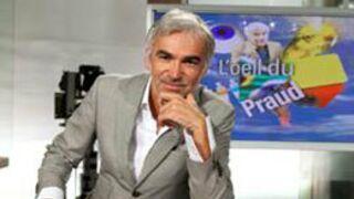 Pascal Praud prend du galon sur i>télé