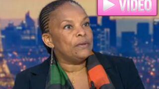 Christiane Taubira répond aux attaques racistes dont elle est la cible (VIDEO)