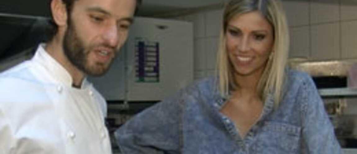 Top Chef Yoni Donne Un Cours De Cuisine à Alexandra Rosenfeld Video