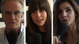 La Source : interview de Christophe Lambert et Clotilde Courau (VIDEO)