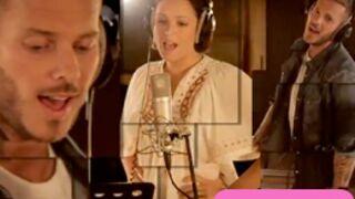 Pokora, Nolwenn, Jenifer, Alizée... chantent pour l'Afrique (VIDEO)