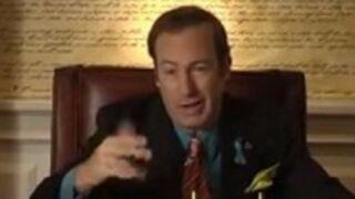 Better call Saul, le spin off de Breaking Bad arrive en novembre (VIDEO)