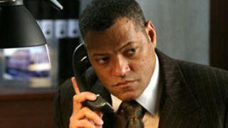 Laurence Fishburne remplace Grissom dans Les Experts