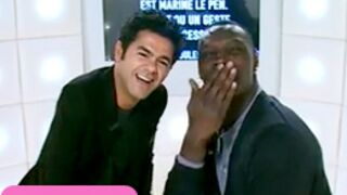 Le message d'Omar Sy et Jamel Debbouze à Marine Le Pen (VIDEO)