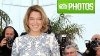 Cannes 2013 : divine Léa Seydoux, les stars sous la pluie (PHOTOS)