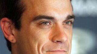 Robbie Williams sur le plateau de Danse avec les Stars