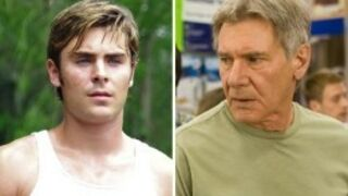 Zac Efron et Harrison Ford bientôt réunis par Rob Reiner ?
