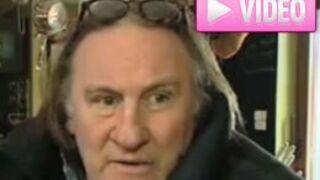 """Gérard Depardieu : """"La France est triste"""" (VIDEO)"""