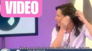 Evelyne Thomas attaquée par une téléspectatrice (VIDEO)