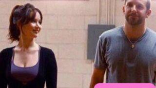 Bradley Cooper amoureux de Jennifer Lawrence ! (VIDEO)