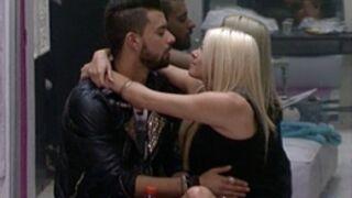 Secret Story 7 : Alexia a craqué et a embrassé Vincent