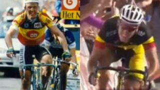 Tour de France. Souvenez-vous... Gilbert, Museeuw : hommes de classiques (VIDEO)