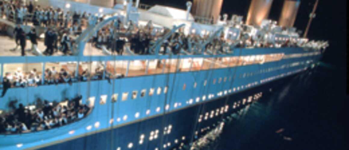 titanic 3d sortie mondiale le 6 avril 2012. Black Bedroom Furniture Sets. Home Design Ideas