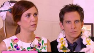 Le Grand Journal : Les caprices délirants de Ben Stiller et Kristen Wiig (VIDEO)