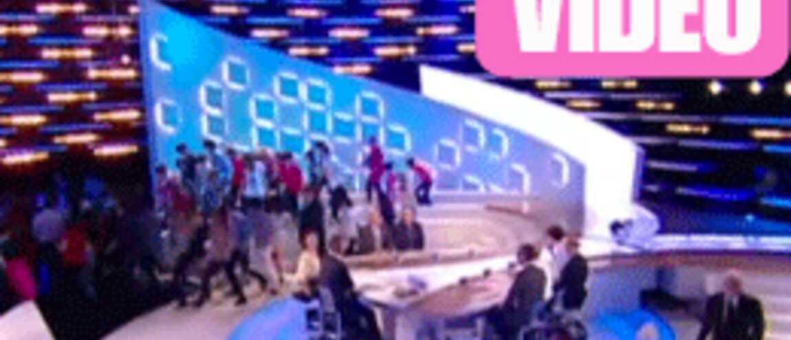 Zapping le public quitte le plateau pendant la m t o de solweig video - Quitte moi pendant la coupe du monde ...