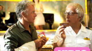 La croisière s'amuse avec Franck Dubosc (VIDEO)