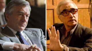 Martin Scorsese retrouve Robert De Niro