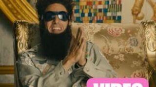 Sacha Baron Cohen (Borat) en dictateur d'opérette (VIDEO)