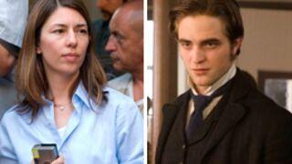 Robert Pattinson a tapé dans l'oeil de Sofia Coppola