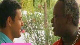 Magloire joue un dragueur efféminé dans une série (VIDEO)