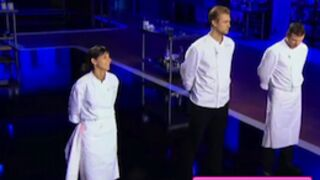 Top Chef : Joris quitte l'aventure et accuse le coup (VIDEOS)