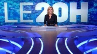 Le JT de 20 Heures de TF1 en chute libre en 2011
