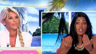 Clash Ayem-Amélie sur le plateau des Anges de la télé-réalité (VIDEO)