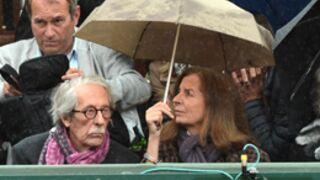 Roland-Garros : De la pluie, des people, et un Djokovic expéditif... (PHOTOS)
