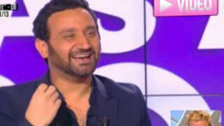 Cyril Hanouna très ému dans Le Tube de Daphné Burki (VIDEO)