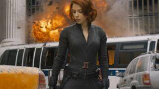 """Scarlett Johansson : """"Je suis nue sous mon costume"""" (The Avengers)"""