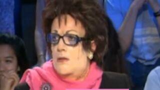 Jonathan Lambert se moque de Christine Boutin dans On n'est pas couché (VIDEO)