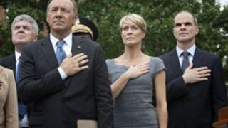 House of cards : Début de la diffusion ce soir sur Canal+ (VIDEO)