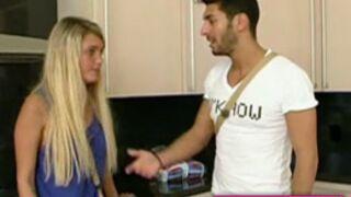 Les Anges 5 : Premières tensions au sein du couple Samir-Aurélie ?  (VIDEO)