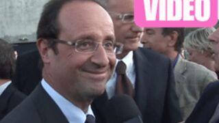 François Hollande a joué à FIFA ! (VIDEO)