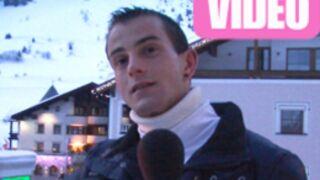 Les Ch'tis font du ski : Christopher nous raconte son séjour ! (VIDEO)