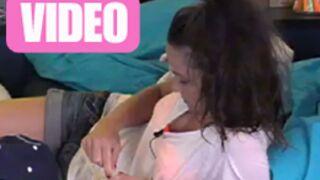 """Capucine à Yoann (Secret Story 6): """"Si je sors, c'est de ta faute!"""" (VIDEO)"""